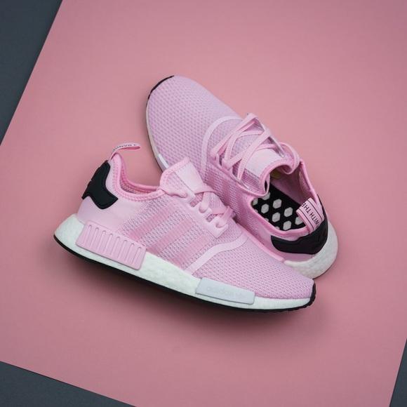 Adidas Originals NMD R1 Boost Women Pink/White